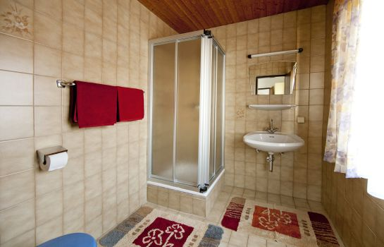 Badezimmer Appartements Brixental