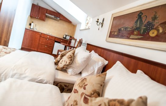 Chambre double (standard) Ventus Rosa Hotel & Apartments