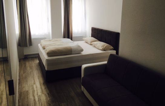 Chambre double (standard) BT - Hotel