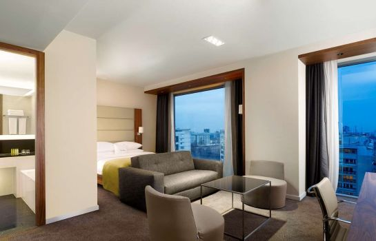 Room DoubleTree by Hilton Zagreb