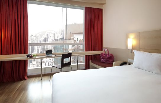 Room ibis Hong Kong Central & Sheung Wan