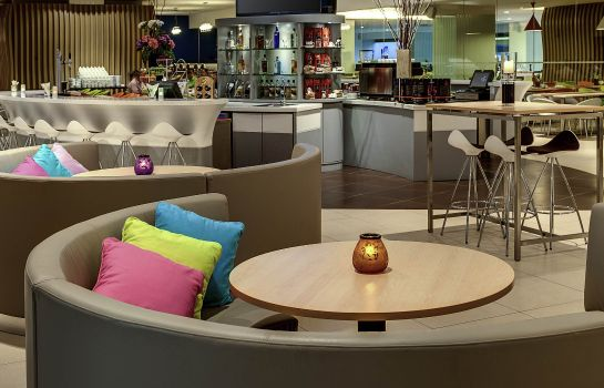 Lobby ibis Styles Kuala Lumpur Fraser Business Park