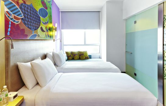 Standard room ibis Styles Kuala Lumpur Fraser Business Park