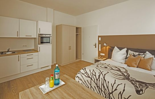 Double room (superior) Schroeders Appartement Hotel