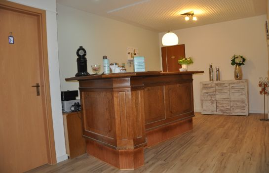 Reception Waldpension Bielefeld