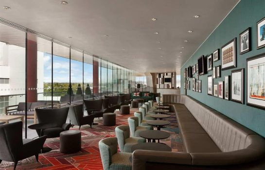 Hotelbar Hilton London Wembley