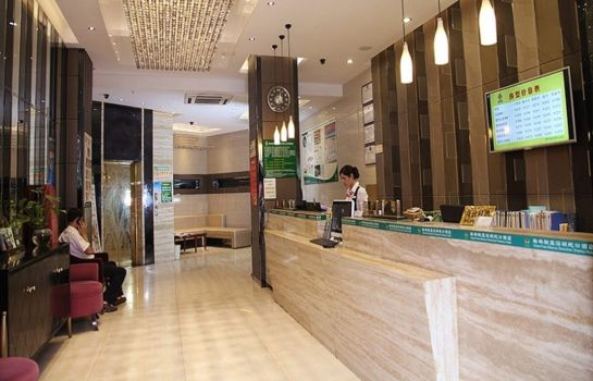 Lobby Green Tree Alliance Shekou Sea World Hotel Domestic only