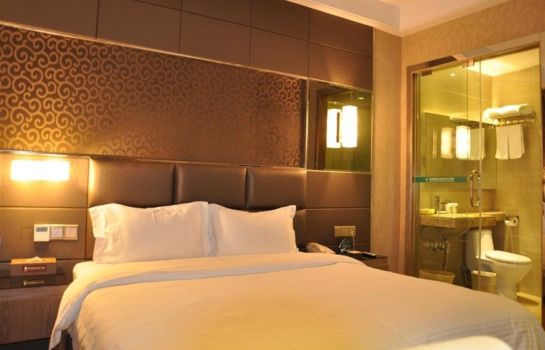 Interior view Green Tree Alliance Shekou Sea World Hotel Domestic only