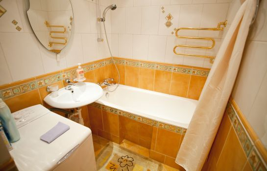 Salle de bains INTERMARK SERVICED APARTMENTS