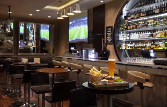 Hotel-Bar Centro Capital Centre by Rotana