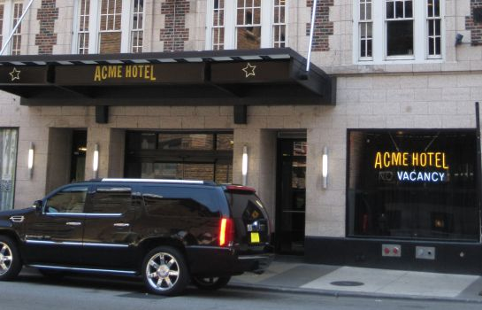 Exterior view ACME HOTEL COMPANY CHICAGO