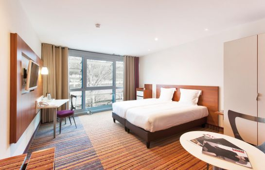 Chambre double (standard) Hotel Lyon-ouest