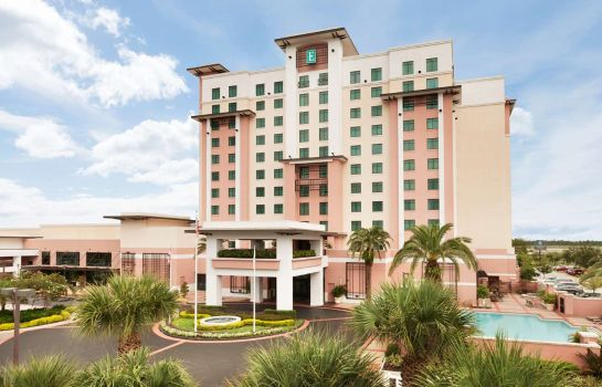 Exterior view Embassy Suites by Hilton Orlando Lake Buena Vista South