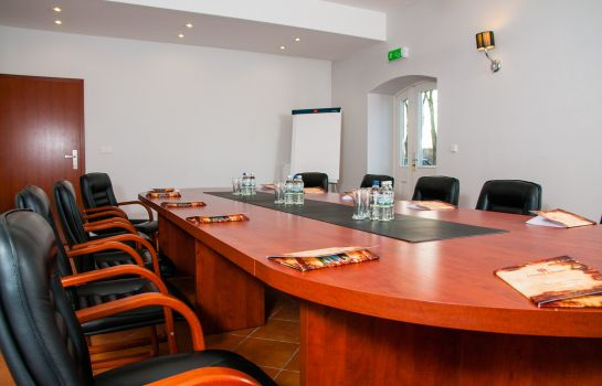 Sala de reuniones Hotel Hugo Business & SPA