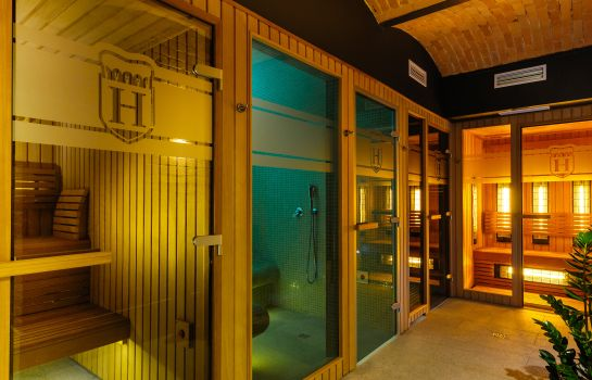 Sauna Hotel Hugo Business & SPA