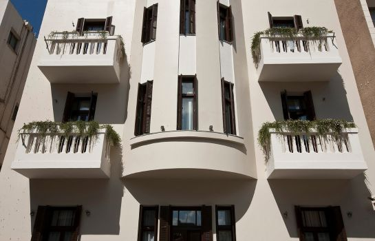 Exterior view Townhouse Boutique Hotel Tel Aviv – by Zvieli Hotels