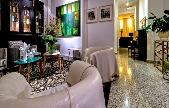 Hotel-Bar Townhouse Boutique Hotel Tel Aviv – by Zvieli Hotels
