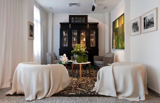 Hotel bar Townhouse Boutique Hotel Tel Aviv – by Zvieli Hotels