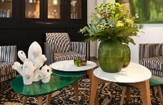 Lobby Townhouse Boutique Hotel Tel Aviv – by Zvieli Hotels