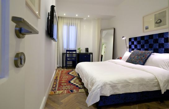 Double room (standard) Townhouse Boutique Hotel Tel Aviv – by Zvieli Hotels