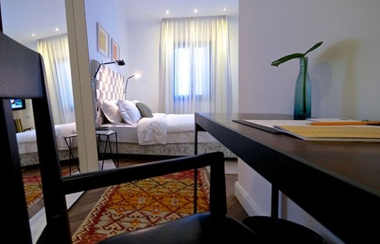 Double room (superior) Townhouse Boutique Hotel Tel Aviv – by Zvieli Hotels