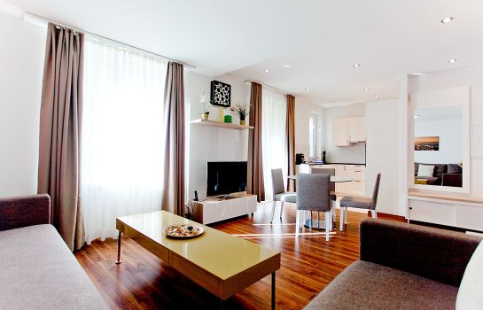 Einzelzimmer Standard Premium Apartments by LivingDownTown