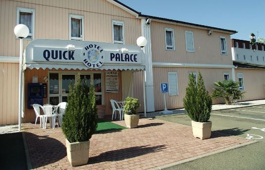 Entorno Quick Palace Le Mans Nord St Saturnin