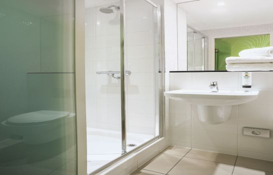 Bagno in camera Point A Hotel London Kings Cross