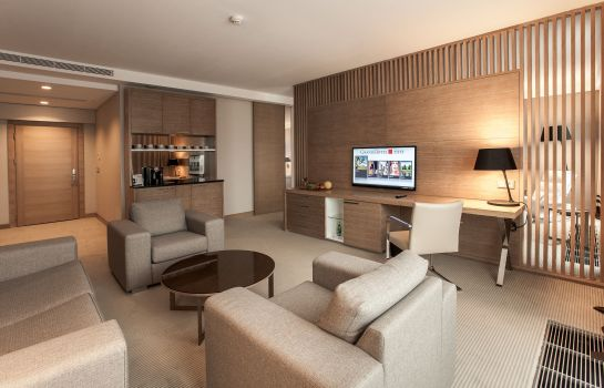 Junior suite GrandHotel Tiffi