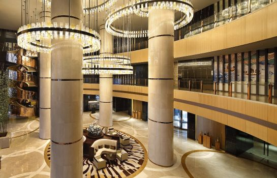 Hotelhalle InterContinental Hotels NINGBO