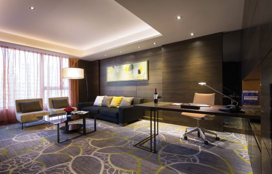 Suite Crowne Plaza HONG KONG KOWLOON EAST