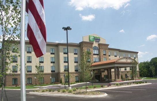 Außenansicht Holiday Inn Express & Suites CLEVELAND NORTHWEST