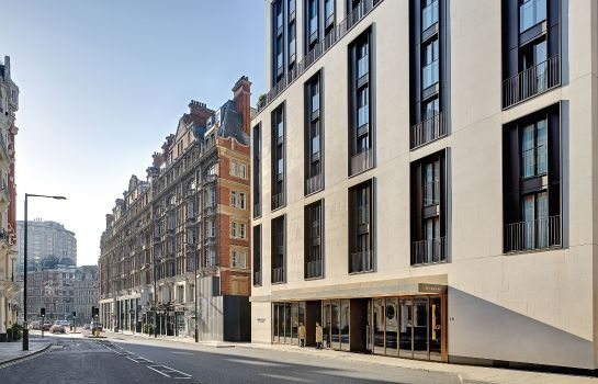 Vista exterior Bulgari Hotels & Residences London
