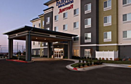 Außenansicht Fairfield Inn & Suites Amarillo Airport