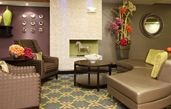 Hotelhalle Fairfield Inn & Suites Amarillo Airport