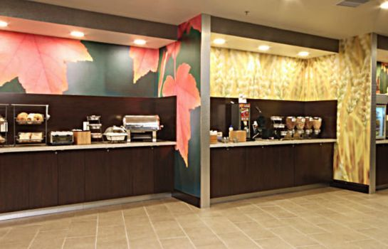Restaurant Fairfield Inn & Suites Amarillo Airport