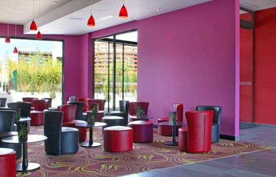 Hotelhalle Holiday Inn Express MONTPELLIER - ODYSSEUM