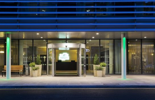Vista exterior Holiday Inn LONDON - WHITECHAPEL