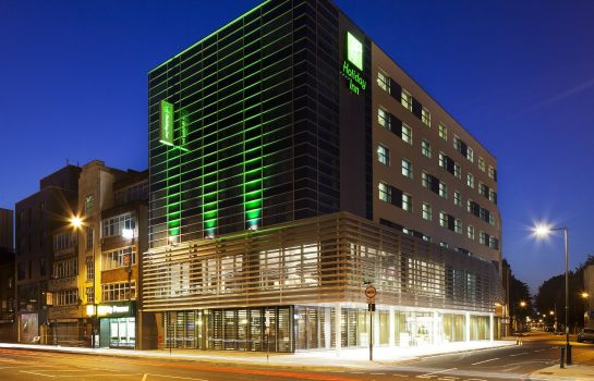 Buitenaanzicht Holiday Inn LONDON - WHITECHAPEL