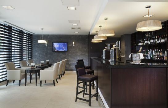 Bar del hotel Holiday Inn LONDON - WHITECHAPEL