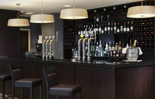 Hotelbar Holiday Inn LONDON - WHITECHAPEL