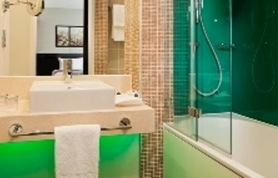 Badezimmer Holiday Inn LONDON - WHITECHAPEL