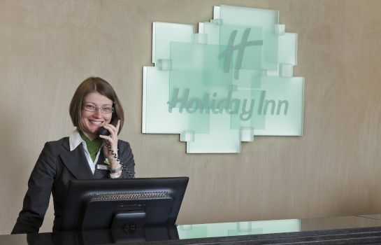Hotelhalle Holiday Inn LONDON - WHITECHAPEL