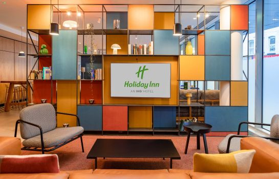 Hotelhal Holiday Inn LONDON - WHITECHAPEL