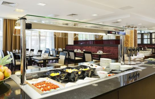Restaurant Holiday Inn LONDON - WHITECHAPEL