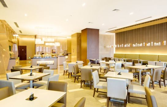Restaurante Holiday Inn Express SHANGHAI JINSHA