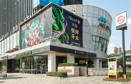 Info Holiday Inn Express SHANGHAI JINSHA