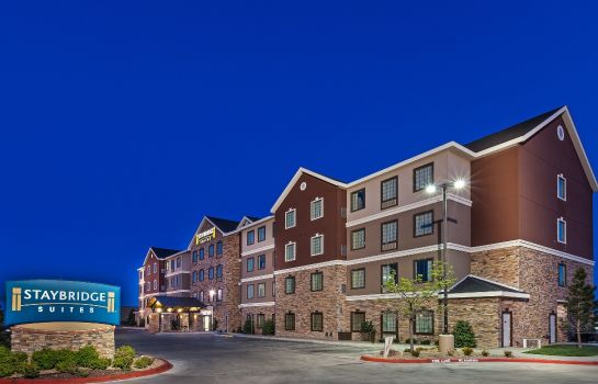 Vista esterna Staybridge Suites AMARILLO-WESTERN CROSSING