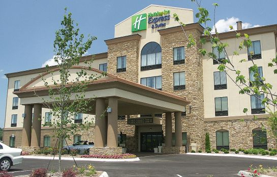 Exterior view Holiday Inn Express & Suites CLEVELAND NORTHWEST