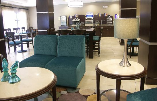 Restaurant Holiday Inn Express & Suites CLEVELAND NORTHWEST